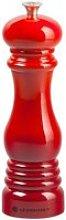 Le Creuset 'Mills' salt mill cherry red h: