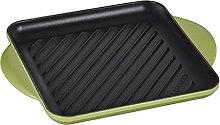 Le Creuset Enamelled Cast Iron Square Grill, For