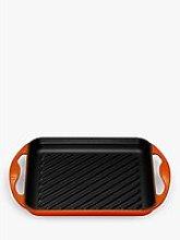 Le Creuset Essentials Cast Iron 24cm Skinny Square