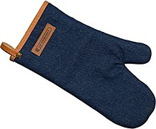Le Creuset Oven Mitt, 100% cotton, 12.5 in / 31.75
