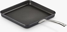 Le Creuset Toughened Non-Stick Square Grill Pan,