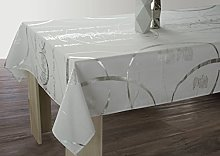 Le linge de Jules Tablecloth, Easy care, Shiny,
