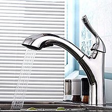 Lead-Free Faucet for Pull-Out Kitchen Faucet Sink