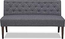 Leader Lifestyle, Pebble Grey, Sofa Dimensions: