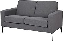 Leader Lifestyle, Peppered Grey, Sofa Dimensions:
