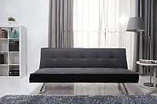 Leader Lifestyle Sofa Bed, Foam/Fibre, Pebble