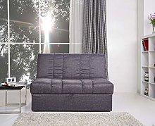 Leader Lifestyle Sofabed, Denim, Pebble Grey, Sofa