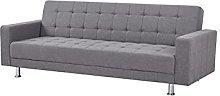 Leader Lifestyle Sofabed, Medium Grey, Sofa