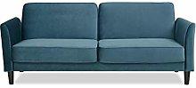 Leader Lifestyle Sofabed, Ocean Blue, Sofa