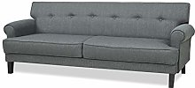 Leader Lifestyle Sofabed, Willow Grey, Sofa