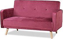 Leader Lifestyle Sofas, Fuchsia, Seat Height: 41cm