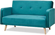 Leader Lifestyle Sofas, Teal, Seat Height: 41cm