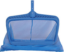 Leaf Skimmer Net Deep Plastic Leaf Rake with Bag