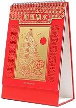 Leaixiang Chinese Desk Calendar 2021 Calander 2021