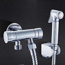 Leak-Proof Hand Held Bidet Sprayer Stainless