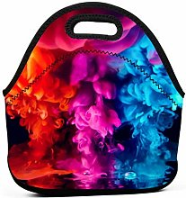 Leakproof Carrying Insulation Thermal Lunch Bag -