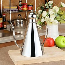 Leakproof Durable Stainless Steel Olive Oil