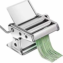 LEAMALLS 1 Piece Set Stainless Steel Manual Noodle