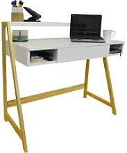 LEAN - Retro Office Desk / Computer Workstation /