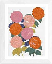 Leanne Simpson - 'Flower Bloom' Wood