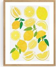 Leanne Simpson - 'Lemon Harvest' Wood
