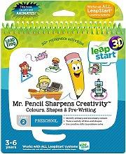 LeapFrog Mr. Pencil Sharpens Creativity Activity Book