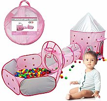learnarmy Childrens Tent Playhouse, Portable Pop