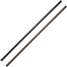 Leather Cane (22in) (Black) - Hyschool