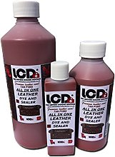 Leather colourant Stain-dye, All in one Leather