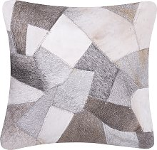 Leather Decorative Pillow Cushion Abstract