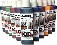 Leather Paint dye for Shoes Sneakers Jackets