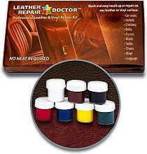 Leather Repair Doctor Leather Repair Kit: 7 Color,