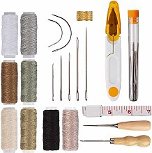 Leather Repair Kit Leather Hand Sewing Craft Tools