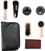 Leather Shoes Care Kit 8PCS Leather Shoes Care