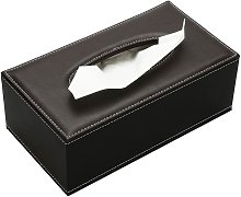 Leather Tissue Box for Home, Office and Car