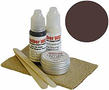 Leather Wiz Leather Repair Kit for Car Interiors