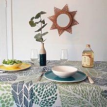 Leaves Tablecloth Fleur De Soleil