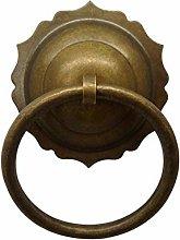 Lebeaut Door Handle Pure Copper Antique Door