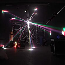 Led Beam Light 40W Mini Stage Lights Spotlight