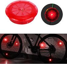 LED Bicycle Signal Light Bike Colorful Riding