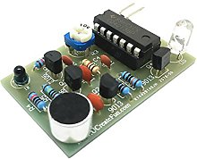LED Blink Circuit Electronic DIY Kit LED Flash