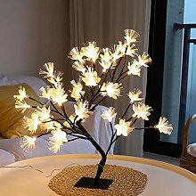 LED Blossom Tree Light Desktop Bonsai Light 20