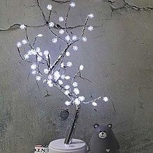 LED Bonsai Tree Lamp 45cm with 36 LED Light Fairy