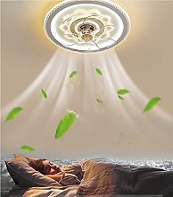 LED Ceiling Fan Lighting 50cm*15cm, Remote Control