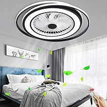 LED Ceiling Fan with Lighting Modern Ceiling Lamp