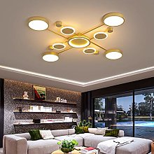 LED Ceiling Lamp Dimmable with Remote Control