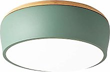 Led Ceiling Light,Dimmable Flush Mount Simple