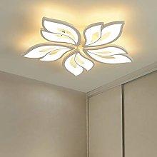 LED Ceiling Light Dimmable Modern Flower Shape