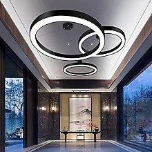LED Ceiling Light Fixture, 24W Modern Ceiling