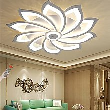 LED Ceiling Light Modern Living Room Lamp Dimmable